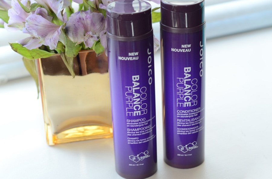 Joico Purple Shampoo And Conditioner Review