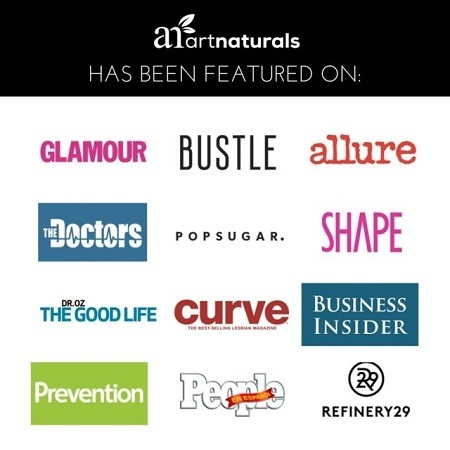 ArtNaturals Purple Shampoo And Conditioner Featured