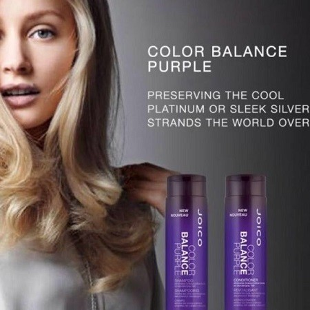Joico Purple Shampoo And Conditioner Features