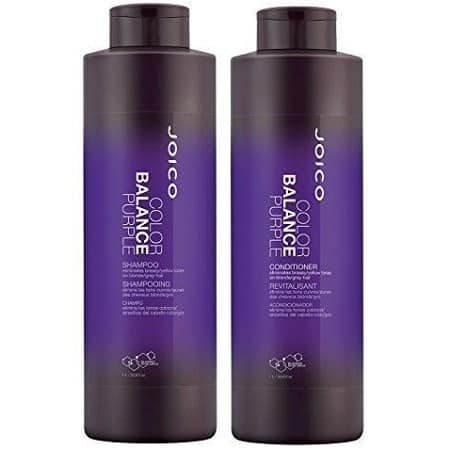 Joico Purple Shampoo And Conditioner